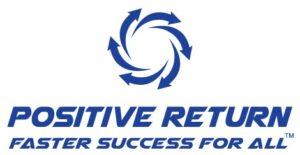 Positive Return logo